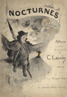 Nocturnes : album inédit en couleurs