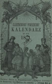 Illustrowany Powszechny Kalendarz dla Wszystkich Stanów na Rok 1871, R. 3