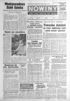 Nowiny : dziennik Polskiej Zjednoczonej Partii Robotniczej. 1982, nr 107-127 (czerwiec)