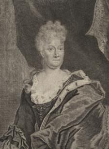 Christina Eberhardina Regina Poloniarum et Electrix Saxoniae