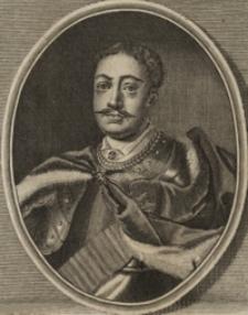 Stanislaus Poniatovski Palatinus Masoviae