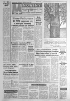 Nowiny : dziennik Polskiej Zjednoczonej Partii Robotniczej. 1983/1984, nr 308, nr 1-26 (grudzień/styczeń)