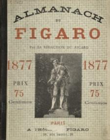 Almanach du Figaro pour 1877 : par la rédaction du Figaro