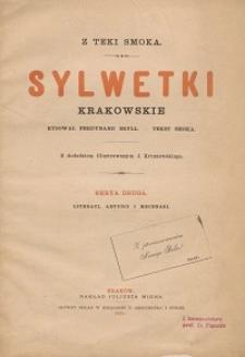 Sylwetki krakowskie