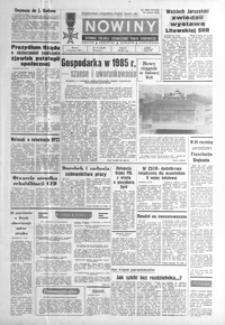 Nowiny : dziennik Polskiej Zjednoczonej Partii Robotniczej. 1985, nr 77-100 (kwiecień)