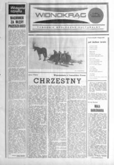 Widnokrąg : tygodnik społeczno-kulturalny. 1985, nr 4 (29 stycznia)