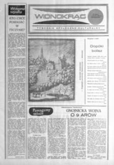 Widnokrąg : tygodnik społeczno-kulturalny. 1985, nr 5