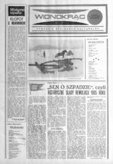 Widnokrąg : tygodnik społeczno-kulturalny. 1985, nr 6 (12 lutego )
