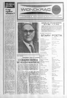 Widnokrąg : tygodnik społeczno-kulturalny. 1985, nr 8 (26 lutego)