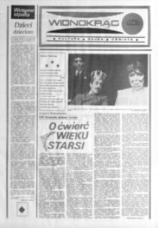 Widnokrąg : kultura, nauka, oświata. 1985, nr 14 (28 maja)