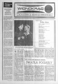 Widnokrąg : kultura, nauka, oświata. 1985, nr 16 (25 czerwca)
