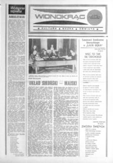 Widnokrąg : kultura, nauka, oświata. 1985, nr 19 (6 sierpnia)