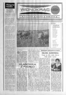 Widnokrąg : kultura, nauka, oświata. 1985, nr 20 (20 sierpnia)