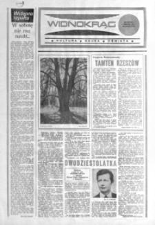 Widnokrąg : kultura, nauka, oświata. 1985, nr 23 (1 października)