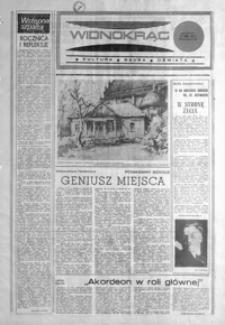 Widnokrąg : kultura, nauka, oświata. 1985, nr 28 (10 grudnia)