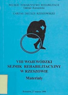 VIII Wojewódzki Sejmik Rehabilitacyjny