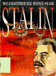 Józef Stalin : (biografia)