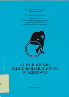 XI Wojewódzki Sejmik Rehabilitacyjny