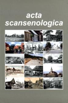 Acta Scansenologica. 2010, T. 10