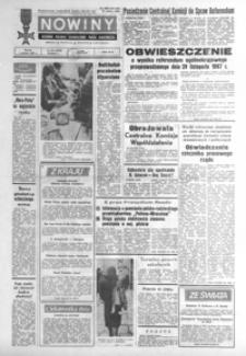Nowiny : dziennik Polskiej Zjednoczonej Partii Robotniczej. 1987/1988, nr 281-305 (grudzień / styczeń)