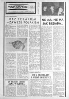 Widnokrąg : kultura, nauka, oświata. 1987, nr 6 (17 lutego)