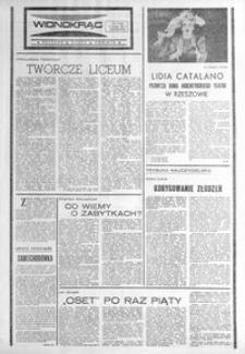 Widnokrąg : kultura, nauka, oświata. 1987, nr 7 (24 lutego)