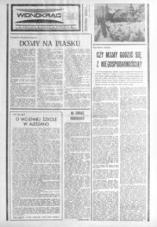 Widnokrąg : kultura, nauka, oświata. 1987, nr 8 (3 marca)