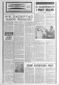Widnokrąg : kultura, nauka, oświata. 1987, nr 10 (17 marca)