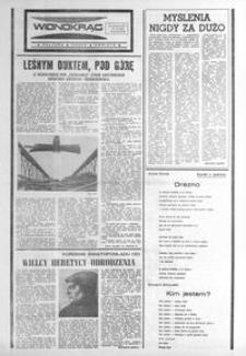 Widnokrąg : kultura, nauka, oświata. 1987, nr 15 (21 kwietnia)