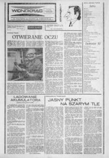 Widnokrąg : kultura, nauka, oświata. 1988, nr 3 (19 stycznia)