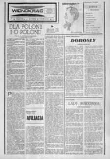 Widnokrąg : kultura, nauka, oświata. 1988, nr 15 (12 kwietnia)