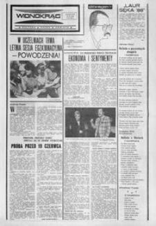 Widnokrąg : kultura, nauka, oświata. 1988, nr 23 (7 czerwca)