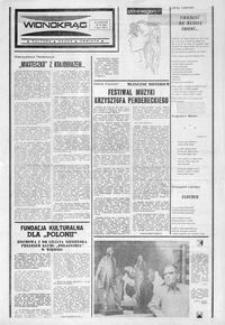 Widnokrąg : kultura, nauka, oświata. 1988, nr 27 (5 lipca)