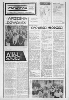 Widnokrąg : kultura, nauka, oświata. 1988, nr 35 (30 sierpnia)