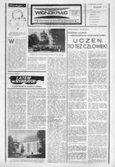 Widnokrąg : kultura, nauka, oświata. 1988, nr 37 (13 września)
