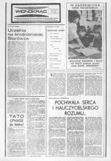 Widnokrąg : kultura, nauka, oświata. 1988, nr 41 (11 października)