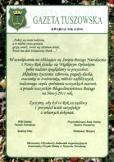 Gazeta Tuszowska. 2010, nr 4