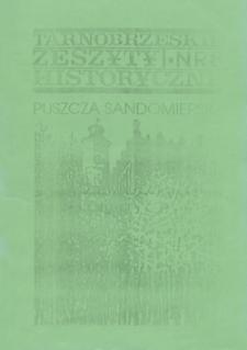Tarnobrzeskie Zeszyty Historyczne. 1994, nr 8 (listopad)