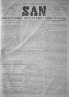 San : czasopismo społeczno-ekonomiczne. 1879, nr 44-48 (listopad)