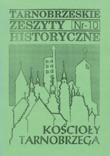 Tarnobrzeskie Zeszyty Historyczne. 1995, nr 10 (czerwiec)