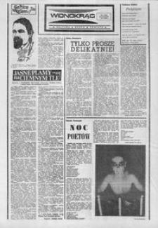 Widnokrąg : kultura, nauka, oświata. 1989, nr 5 (31 stycznia)