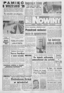 Nowiny : gazeta codzienna. 1990, nr 183-203 (wrzesień)