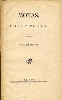 Motas. Chłop poeta