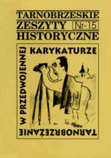 Tarnobrzeskie Zeszyty Historyczne. 1997, nr 15 (maj)