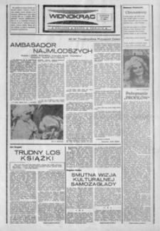 Widnokrąg : kultura, nauka, oświata. 1990, nr 2 (9 stycznia)