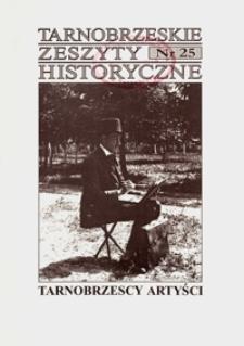 Tarnobrzeskie Zeszyty Historyczne. 2005, nr 25 (styczeń/luty)