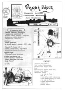 Waga i Miecz : miesięcznik Samorządu i Towarzystwa Miłośników Ziemi Strzyżowskiej. 1992, [R. 2], nr 3 (marzec)