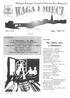 Waga i Miecz : miesięcznik Samorządu i Towarzystwa Miłośników Ziemi Strzyżowskiej. 1997, [R. 7], nr 7 (lipiec)